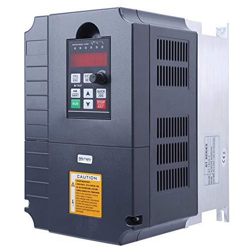 Inversor de control vectorial GT-7R5G-2 7.5KW Monofásico 220V Variadores de frecuencia Nput Trifásico 220V Salida DSP