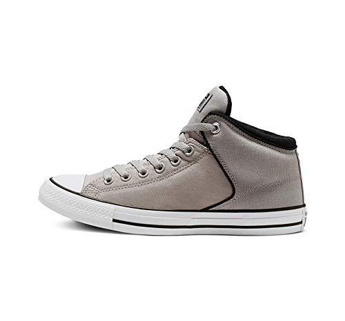 Converse Men#039s Chuck Taylor All Star High Street Space Explorer Sneaker Dolphin/Black/White 10 M US