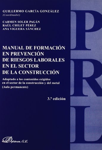 Manual de formación en prevención de riesgos laborales en el sector de...