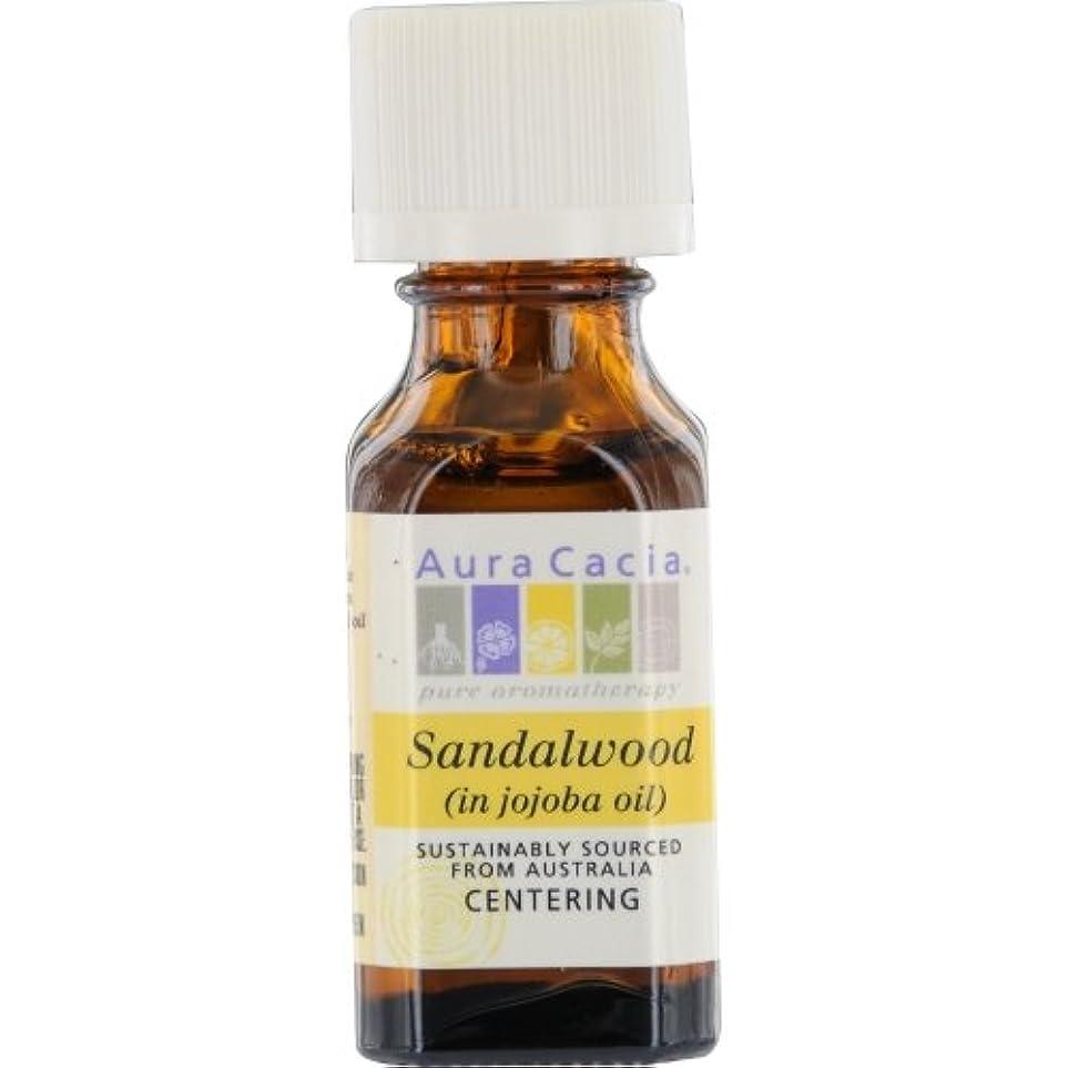 添加に慣れ空白サンダルウッド(ホホバブレンド) 1/2オンス(約15ml)(海外直送品)