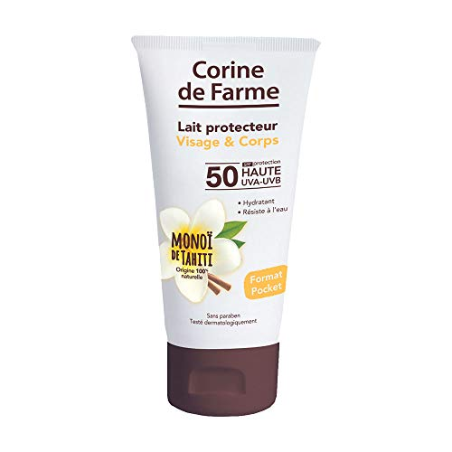 CORINE DE FARME Lait Protecteur Format Pocket SPF50 Visage/Corps