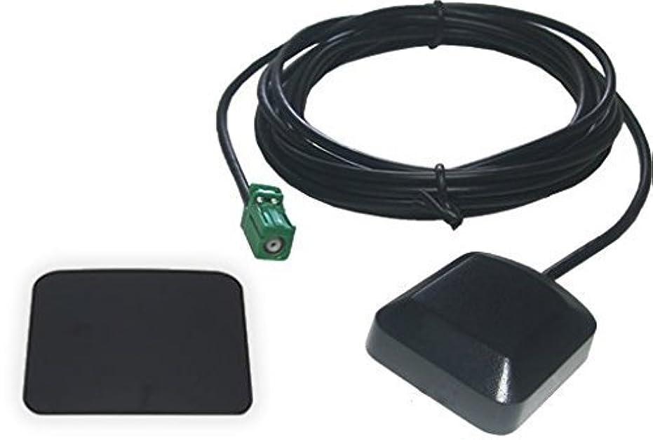 分泌する伝説欠点AVIC-RZ302 対応 GPSアンテナ 感度UP プレートセット 高感度 GPS 【カロッツェリア】