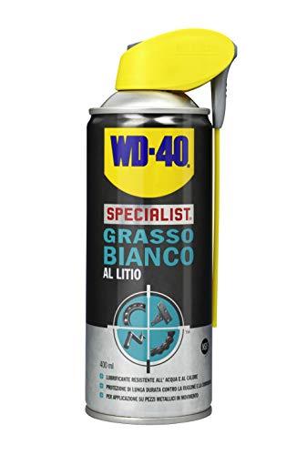 WD-40 Specialist Weißes Lithiumsprühfett 400ml