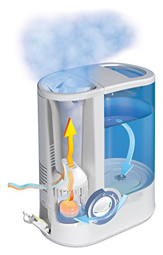 VICS(ヴィックス)スチーム式加湿器V750