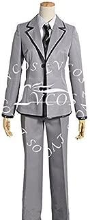 Lvcos Girl's Costume Assassination Classroom School Uniform Cosplay Costume