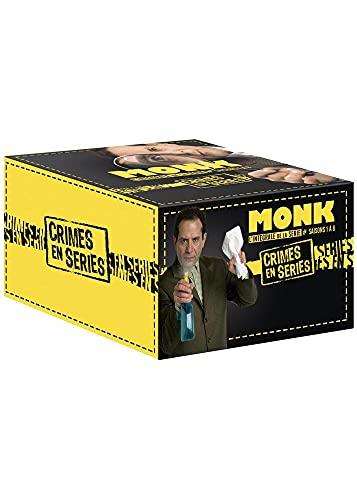 Monk-L'intégrale des 8 Saisons