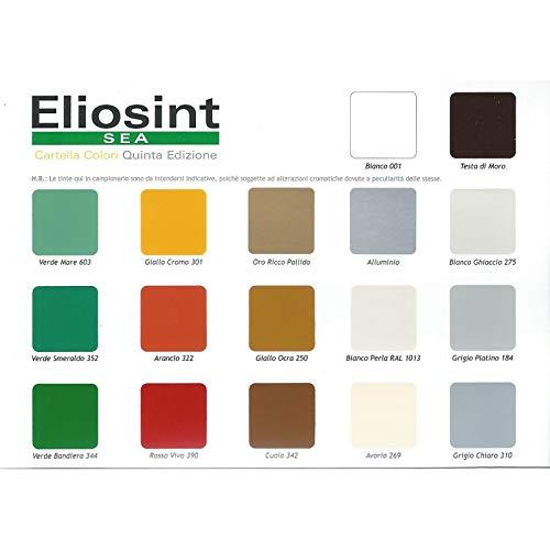 Smalto Sintetico per interni ed esterni,ideale per verniciatura di ferro,legno. (nero)