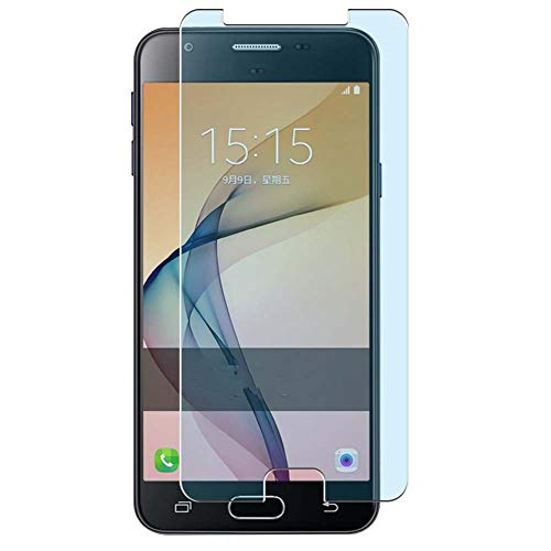 Vaxson 4 Unidades Protector de Pantalla Anti Luz Azul, compatible con Samsung Galaxy On7 2016 G6100 J7 Prime [No Vidrio Templado] TPU Película Protectora
