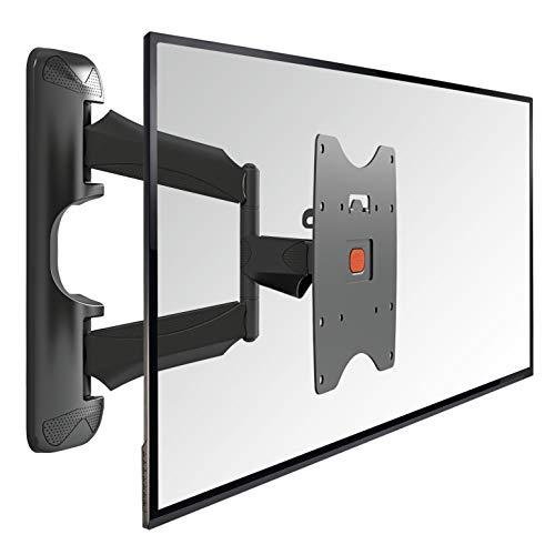 VOGEL'S BASE 45S - TV Wandhalterung für 19-43 Zoll Fernseher, Wandhalter, 180° Schwenkbar & Neigbar, Fernsehhalterung für die Wand, VESA 200x200, Universelle Kompatibilität, Halterung max. 20 kg