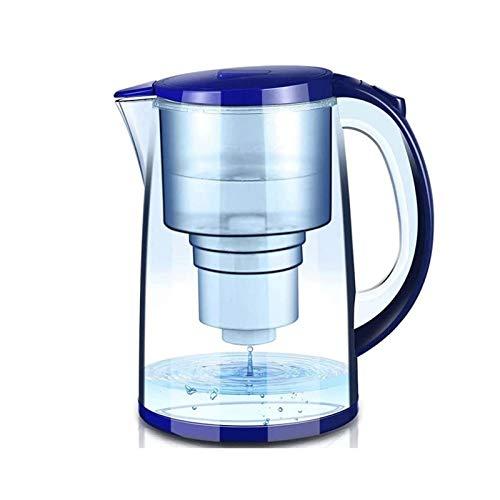 Sdesign Lanzador de Filtro de Agua Fluoruro 3.3L  Elimina el fluoruro, el Plomo, Las microplásticos: un dispensador de filtrado Ultra por Debajo del Filtro portátil (Size : 7core)