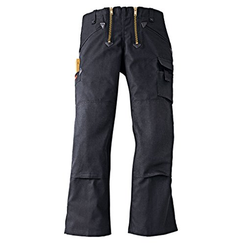 OYSTER Zunft-Hose Arbeits-Hose CORDURA® - 50252 - schwarz - Größe: 46