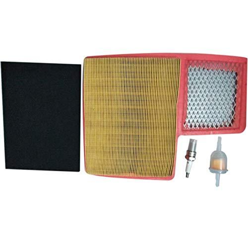 Kit de filtro de aire del enchufe de mejora for G16 G19 G20 G22 G29 Drive Gas carro de golf 1996-UP 4 tiempos 301cc 357cc motor Reemplaza JN6-E4450-