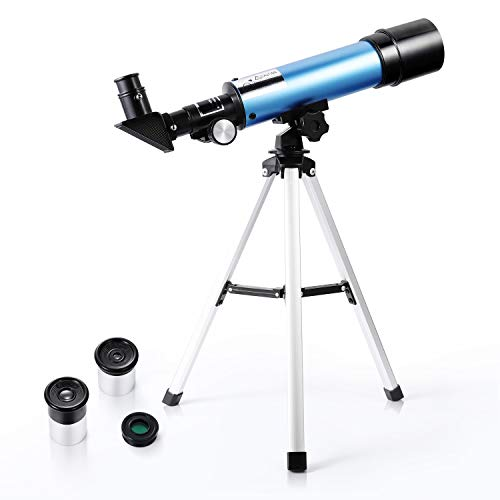 Telescope Star Finder with Tripod Monocular Space Astronomical Spotting Scope Small 2