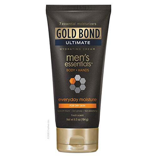 Gold Bond 6.5oz Men's Everyday Essentials Cream