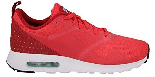 Nike Air Max Tavas, Laufschuhe Herren, Rot (Action Netz/Action Netz-Gym Netz-White), 47.5 EU