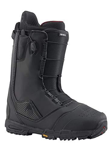 Burton Herren Driver X Snowboard Boot, Black, 9.5