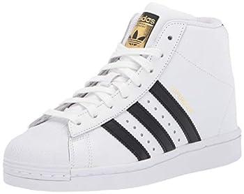 adidas Originals Women s Superstar Up Sneaker White/Black/Gold Metallic 10 M US