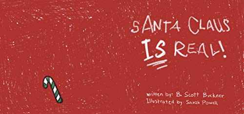 Santa Claus IS Real!
