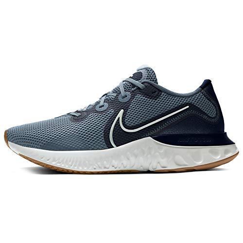 Zapatillas de running Nike para hombre, azul (Azul Ozono/Fotón Polvo-obsidiana), 46 EU