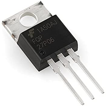 50pcs FQP47P06 60V P-Channel MOSFET TO-220