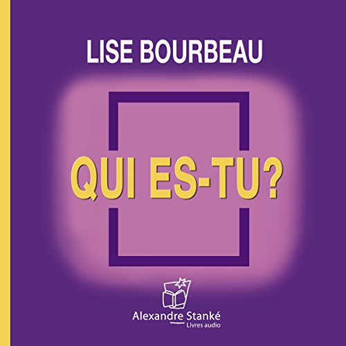 Qui es tu ?  audiobook cover art
