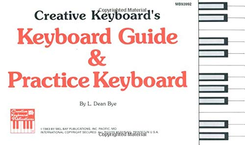 Keyboard Guide & Practice Keyboard (Creative Keyboard)