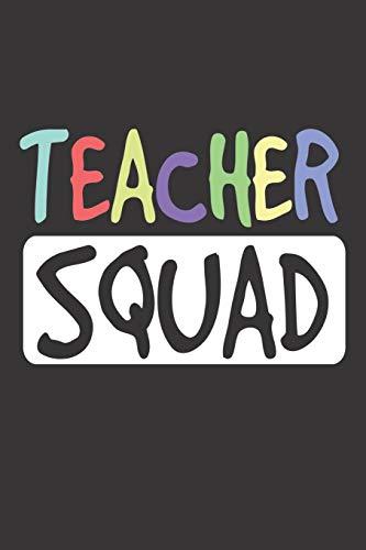 Teacher Squad: Back To School Class Planner For Teachers