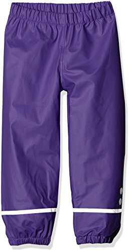 LEGO Wear Mädchen Patience 101-RAIN Pants Regenhose, Violett (Dark Purple 690), 146
