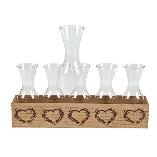 Blended Family Unity Sand Ceremony Set - 7 Pieces