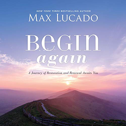 Begin Again audiobook cover art