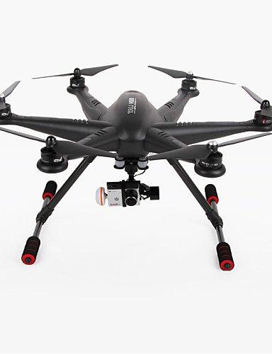 TT&FF walkera tali H500 schwarz FPV Kamera iLook + g-3d Gimbal imax b6 Ladegerät devo f12e Sender Quadrocopter , mode 2-black