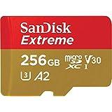 SanDisk ( サンディスク ) 256GB Extreme microSDXC A2 SDSQXA1-256G [ 海外パッケージ ]