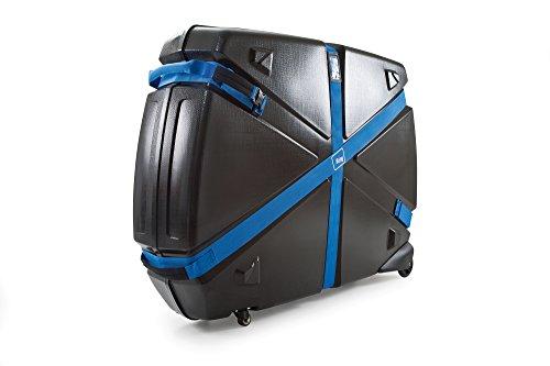 B&W Fahrradkoffer bike.guard curv (geringes Gewicht, kompaktes Design, schlagfest, robust, langlebig, stapelbar) 96015