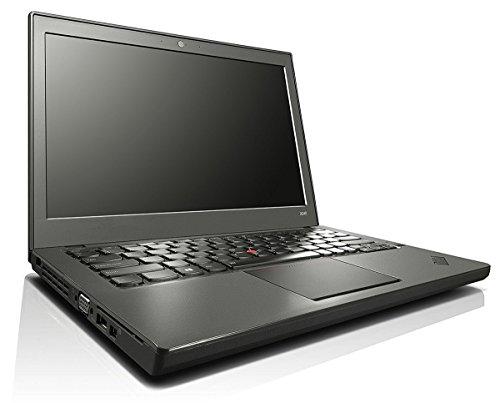 Lenovo ThinkPad X240 12,5 pollici HD Intel Core i5 180 SSD HDD 8 GB memoria Windows 10 Pro MAR Webcam UMTS Business Notebook Laptop (rigenerato)