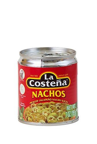 La Costena Jalapeno Nacho Scheiben - 199g
