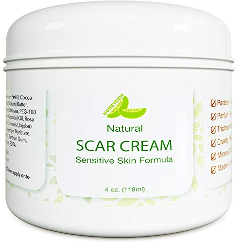 Natural Scar Cream Review