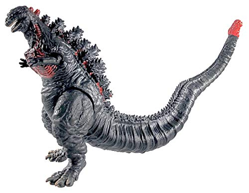 TwCare Shin Godzilla, 2021 Movie Series Movable Joints Action Figures Soft Vinyl, Carry Bag