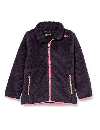 CMP - Chaqueta de Forro Polar para niña, Niñas, 30P1565, Antracita, 152