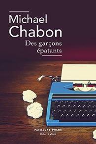 Des garçons épatants par Michael Chabon