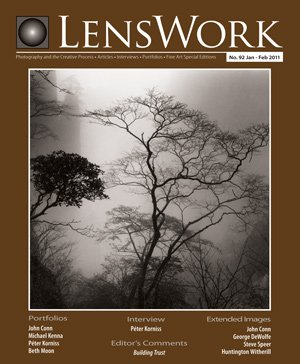 LensWork Magazine No. 92 Jan-Feb 2011 (Photography and the Creative Process)
