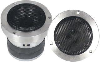 مكبر صوت سيارة 1 بوصة - نظام مكبر صوت عالي القوة 500 وات عالي القوة من التيتانيوم مع إطار من الألومنيوم المصبوب، تردد 2 كيلو هرتز - 25 كيلو هرتز، 110 ديسيبل، 4-8 أوم، مكثف كروس أوفر - بايل PDBT37