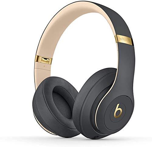 Beats Studio3 Wireless Headphones - Shadow Gray (Renewed)