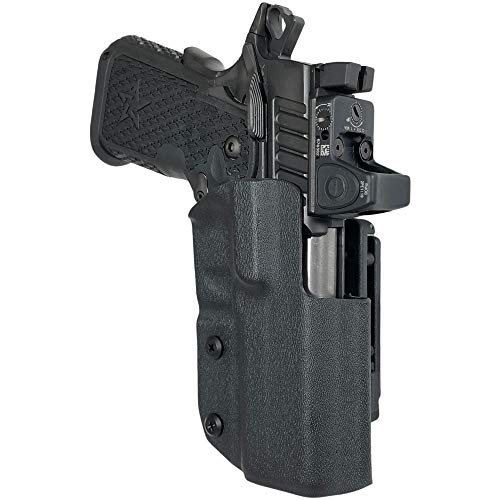 Pro IDPA Competition Holster fits STI Staccato C2 | Outside...