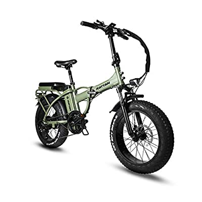Rattan Electric Bikes 750W 500W Fat tire Folding Ebikes,Adult Ebikes for Men Women I-PAS Ebikes with 48V 13AH Lithium Battery Mudguard Fat Tire All-Terrain Road Electric Bicycles with LCD Display