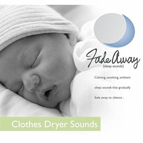 Clothes Dryer Sounds (White Noise)