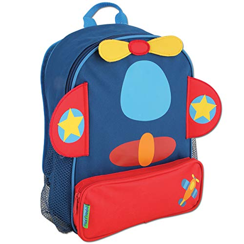 Stephen Joseph Sidekick Backpack, Airplane