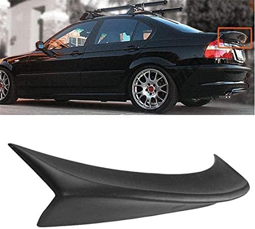 SIOM Alta qualità Posteriore in Poliuretano CSL Stile Tronco A Becco D'Anatra Highkick Spoiler Ala per BMW 99-05 E46 4 Porte Berlina