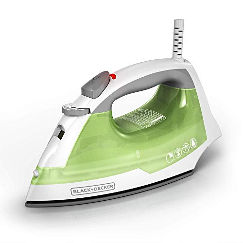 Black & Decker easy steam compact iron