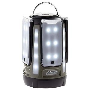 コールマン(Coleman) ランタン マルチパネルランタン LED 乾電池式 2/3/4マルチパネル ランタンケースセット