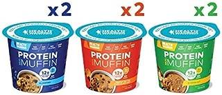 health warrior protein muffins